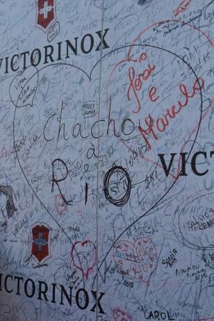 Défi de Chachou : Ecrire Chachou dans tout les pays