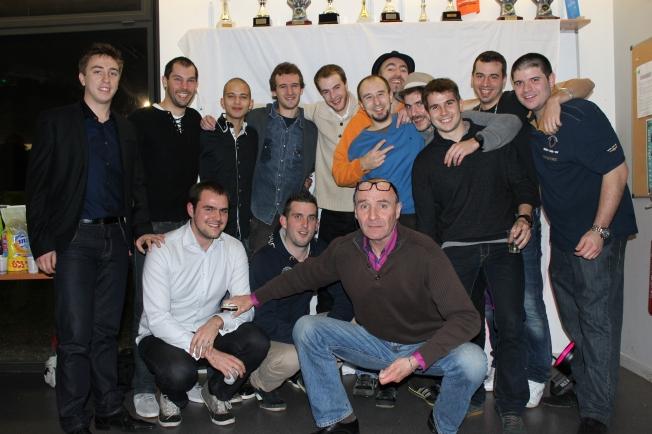 Les handballeurs 2