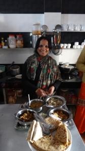 Kala et sa cuisine