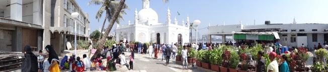 Inde - Mumbai - Mosquée (4)