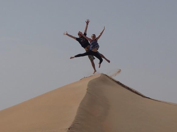 Des dunes, et encore des dunes