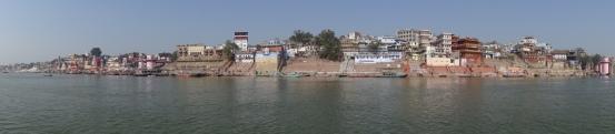 Les gaths de Varanasi