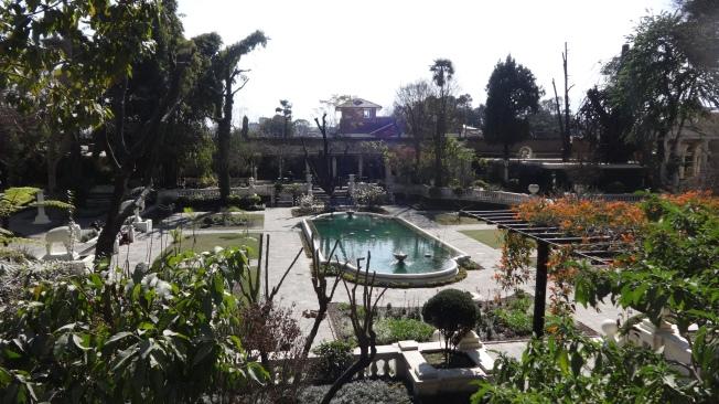 Le jardin des rêves