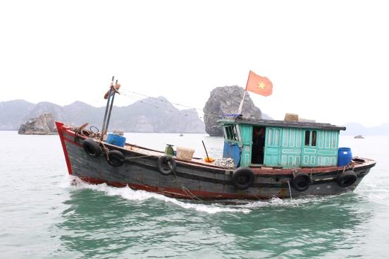 Baie de Han La