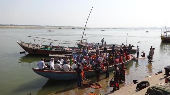 Inde - Varanasi - Balade sur les quais (5)