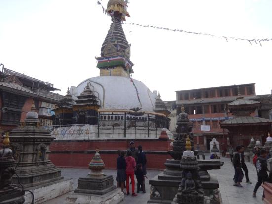 Népal - Katmandou - La ville (29)