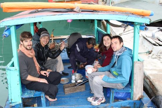 Viet - Cat Ba - Balade en bateau (48)