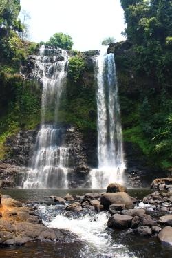 Cascade de Tad Luong