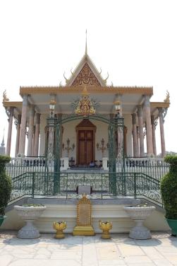 La pagode d'argent