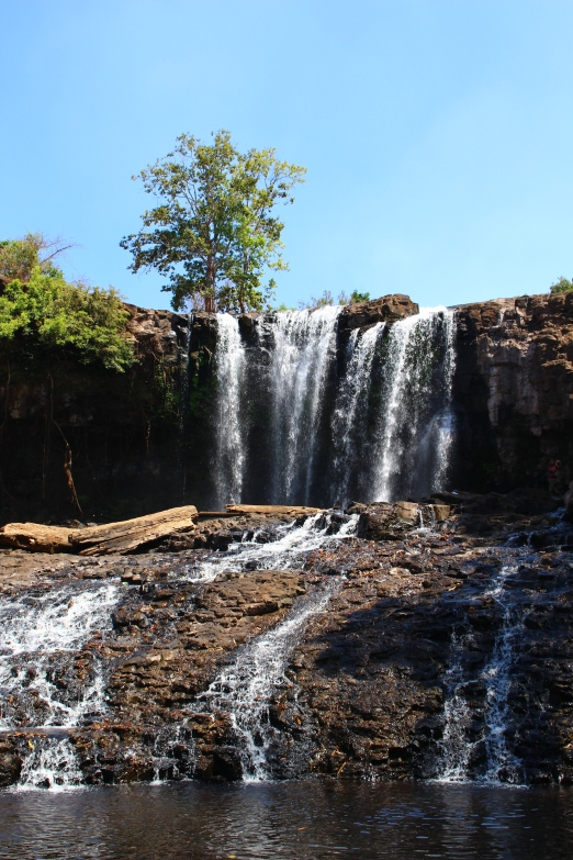 Busra Waterfall