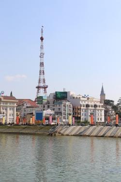 La Tour Eiffel de Dalat