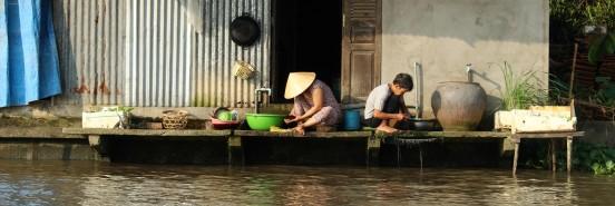 Viet - Can tho - Balade en Bateau (60)2