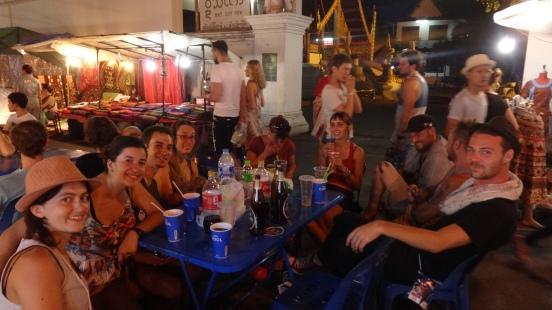 Thai - Chmai - Songkran grosse fiesta (2)
