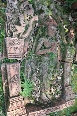 Un parc de Chiang Mai