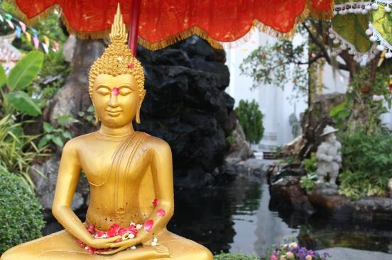 Jardin du Wat Pho