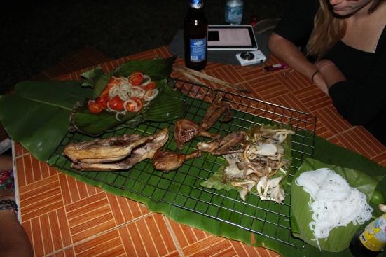 Notre diner