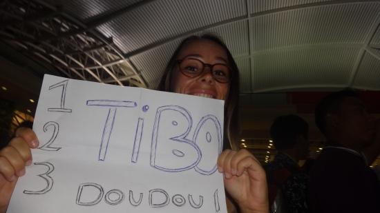 Bienvenu Thibault !!