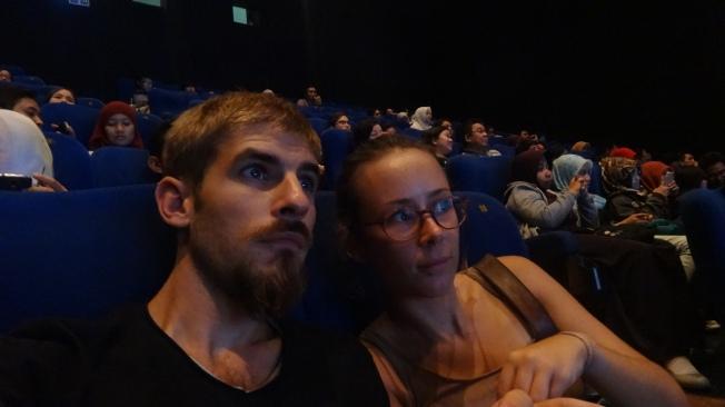 Les sweedys au ciné !