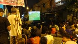 La coupe du monde en Indonésie