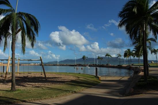 L'ocean bath de Townsville