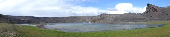 La laguna azùl