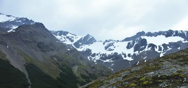 Le Glacier Martial