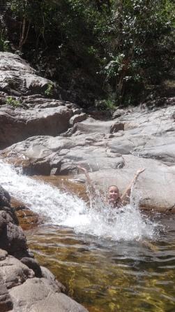 Aus - Road Trip - J6 - Dans l'eau, on fait les idiots (3)