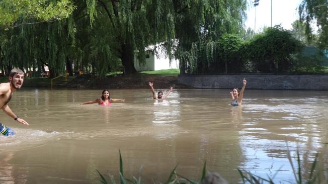 Au fleuve Limay