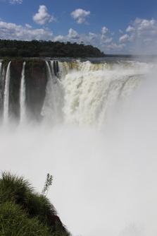 Arg - Iguazu - Vue gorges du diable (5)