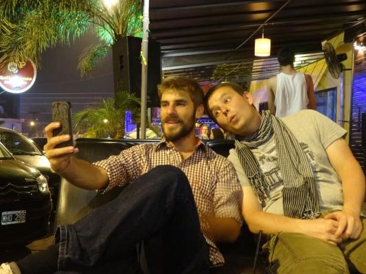 Instant selfie entre copines !!