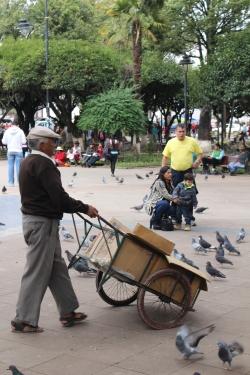 Bol - Sucre - Place centrale (3)