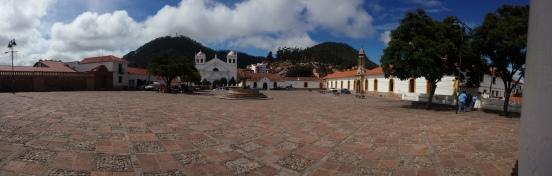 La Plaza Recoleta