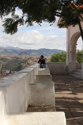 Bol - Sucre - Plaza recoleta (14)
