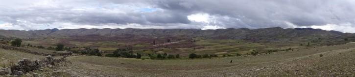 Le cratère de Maragua