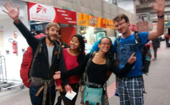 Raphael, Monique et nous