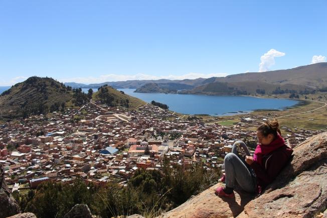 Depuis l'Horca del inca