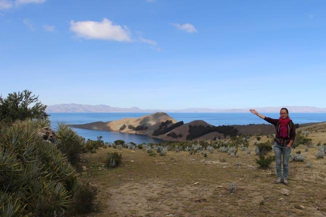 Bienvenue à l'isla del Sol !