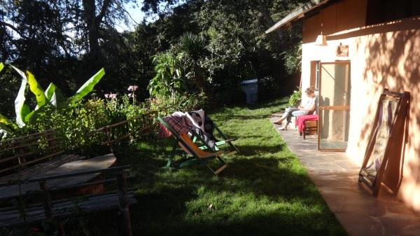 Notre petite cabana rien qu'à nous pour une nuit, à Coroico