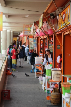 Bol - La Paz - le marché (3)