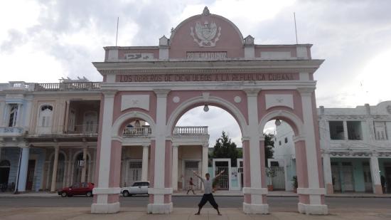 Cuba - Cienfuegos - La ville (12)