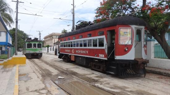 Le train Hershey