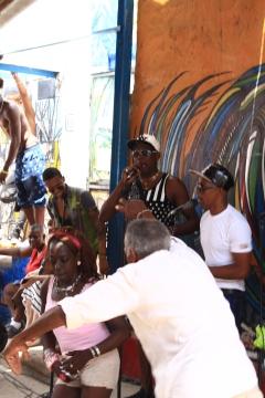 Cuba - La Havane 2 - Callejon Hamel (6)