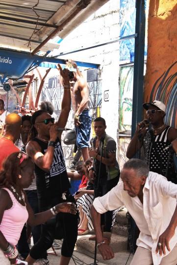 Cuba - La Havane 2 - Callejon Hamel (9)