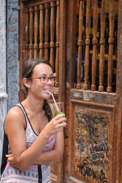 Cuba - La Havane 2 - La bodegita del medio (7)