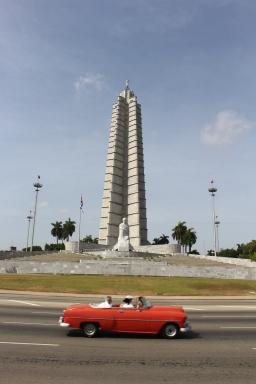 Cuba - La Havane 2 - Plaza de la revolution (1)