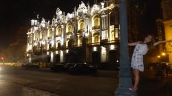 Cuba - La Havane 2 - Soirée Malécon (12)