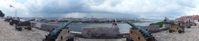 Cuba - La Havane - La Forteresse San Carlos (7)