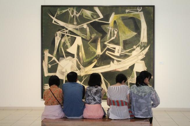 Cuba - La Havane - Musée d'art moderne
