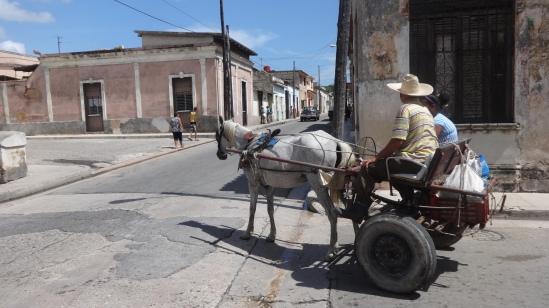 Les rues calmes de Matanzas