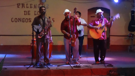 Cuba - Trinidad - Soirée musique (1)